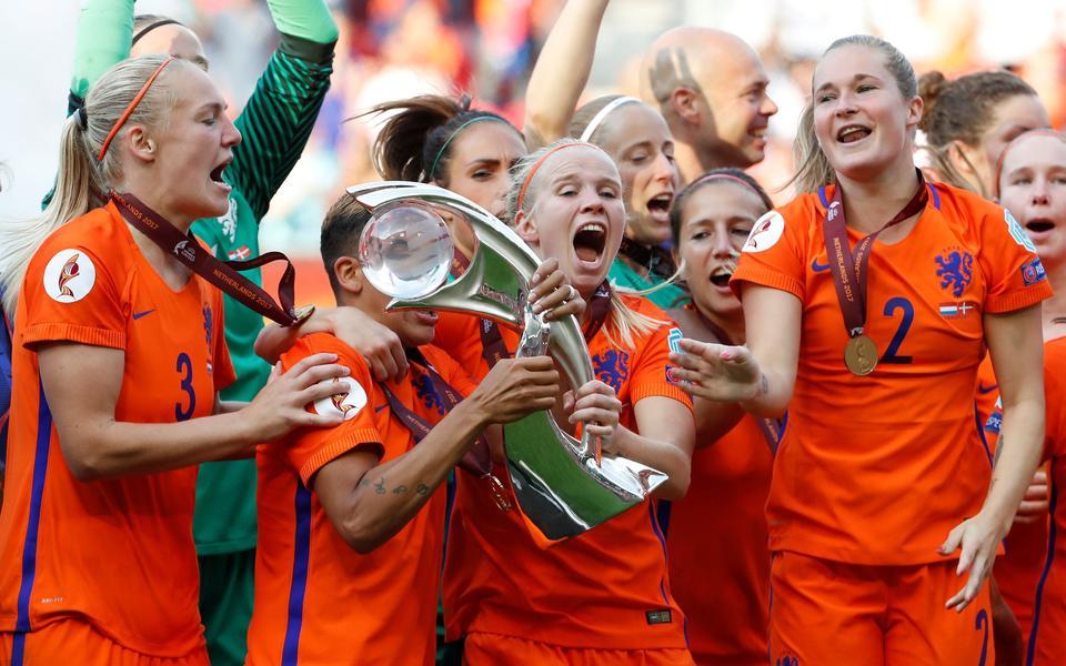 FOOTBALL EURO FÉMININ 2022 L-Euro-feminin-2021-reporte-en-juillet-2022