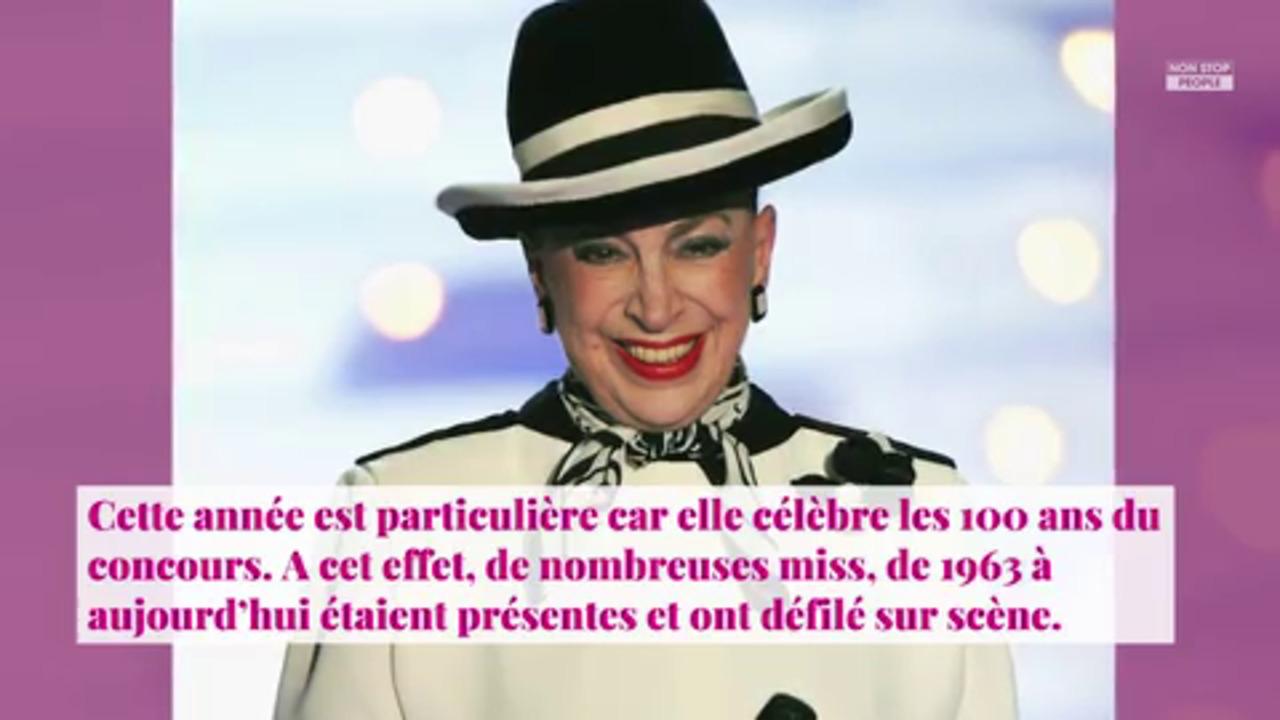 Non Stop People - Miss France 2021 : Geneviève de Fontenay critique la cérémonie