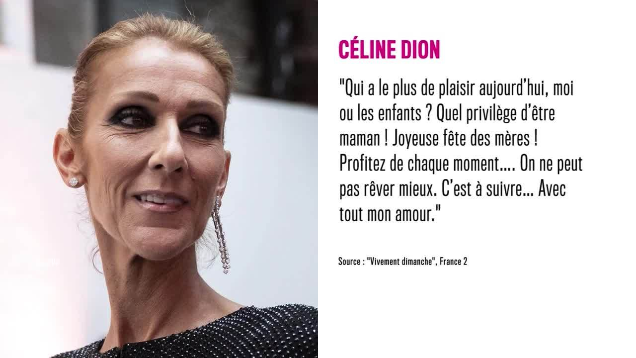 Non Stop People - Céline Dion partage un très rare cliché de ses trois fils pour la Fête des mères