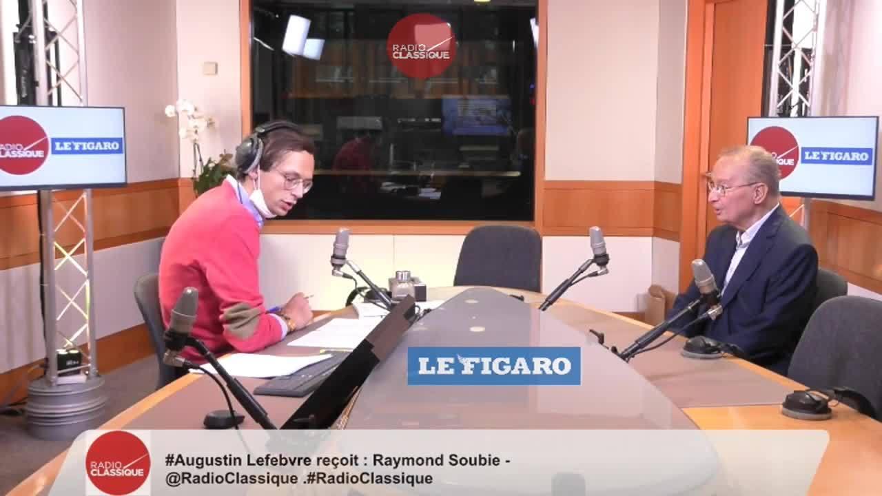 Raymond Soubie était l'invité de la matinale Radio Classique – Le Figaro