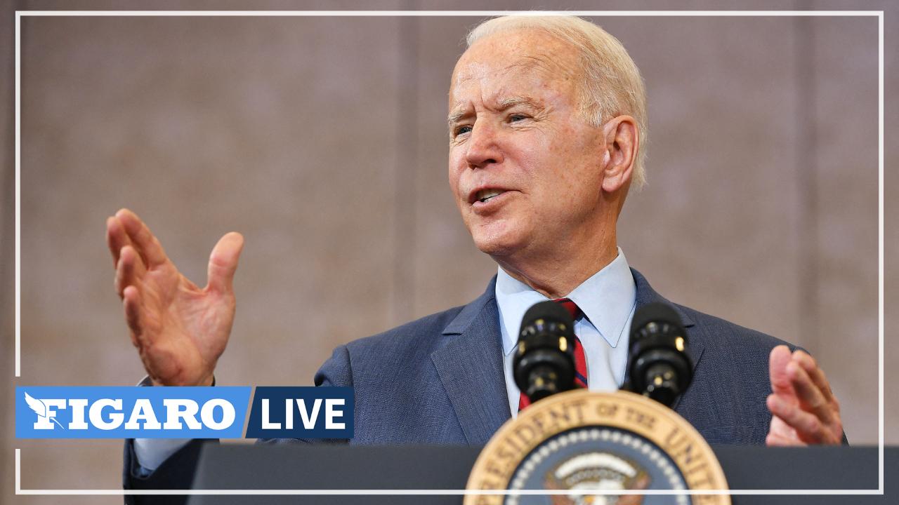 Covid-19: Joe Biden appelle ses compatriotes à passer un été «de la joie et de la liberté»