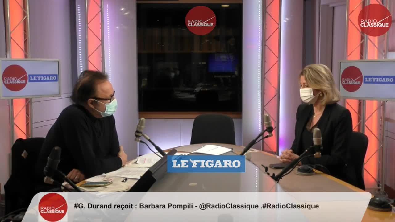 «C'est un beau début d'année!»: Barbara Pompili salue le retour des États-Unis dans l'accord de Paris sur le climat