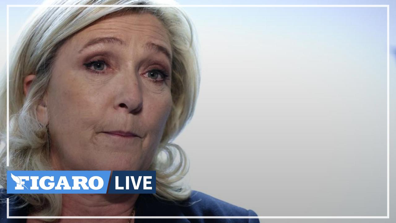 Marine Le Pen salue «les actions courageuses» de la Pologne face à l'Union européenne