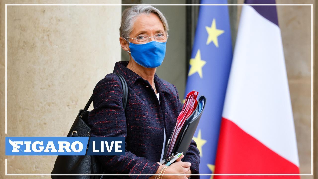 Covid-19: Elisabeth Borne appelle à «renforcer le télétravail» pour éviter un nouveau confinement
