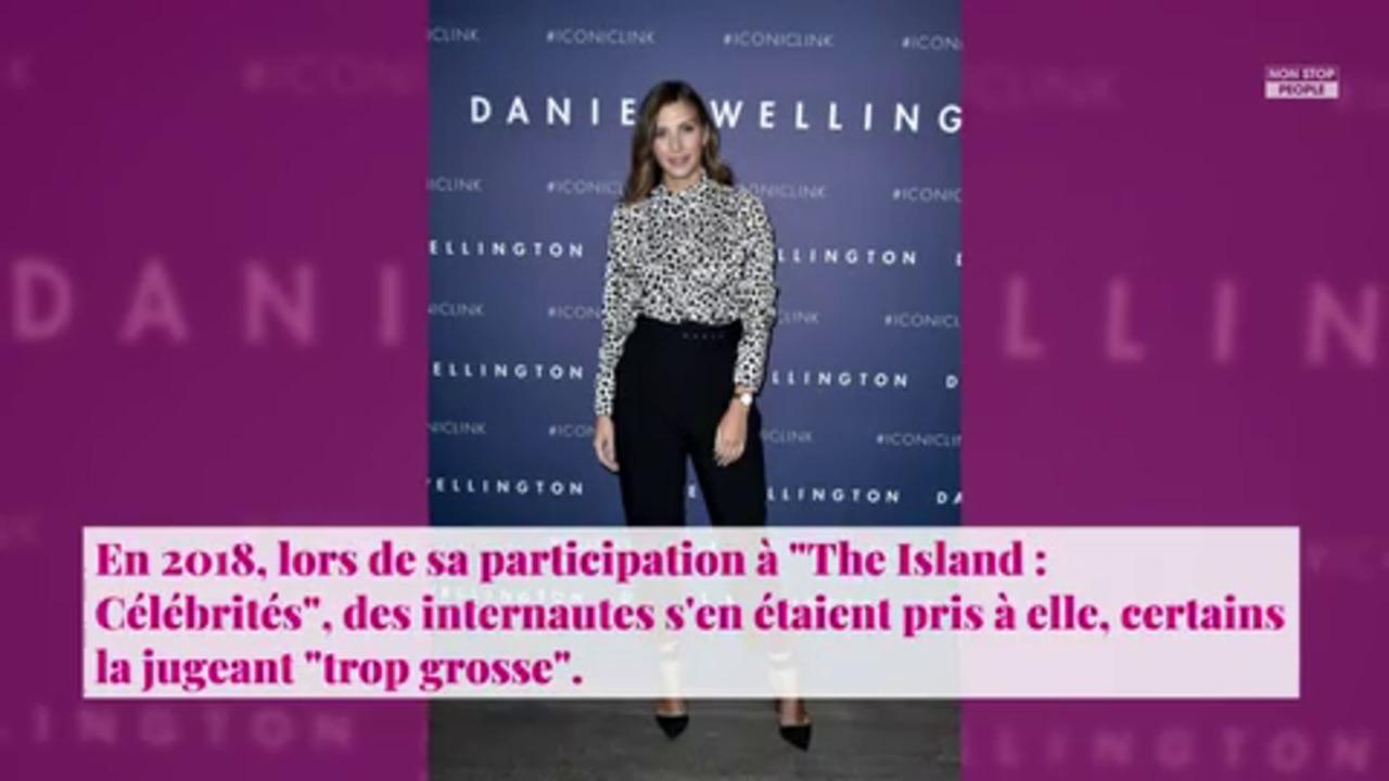 Non Stop People - Camille Cerf : pourquoi son poids lui a valu des critiques