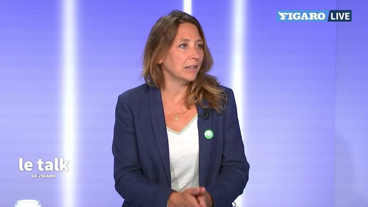 «Le risque était immense»: Sandra Regol salue le retrait de la liste écologiste en Paca