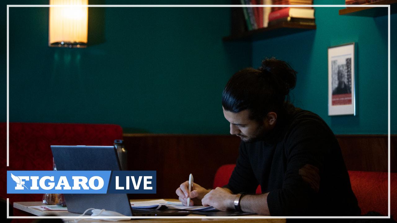 À Vienne, les cafés fermés offrent calme et connexion internet aux étudiants qui veulent réviser