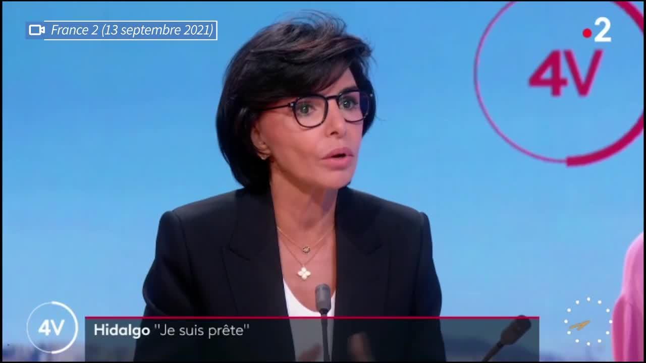 Rachida Dati : «Anne Hidalgo veut faire oublier qu'elle est la maire catastrophique de Paris»