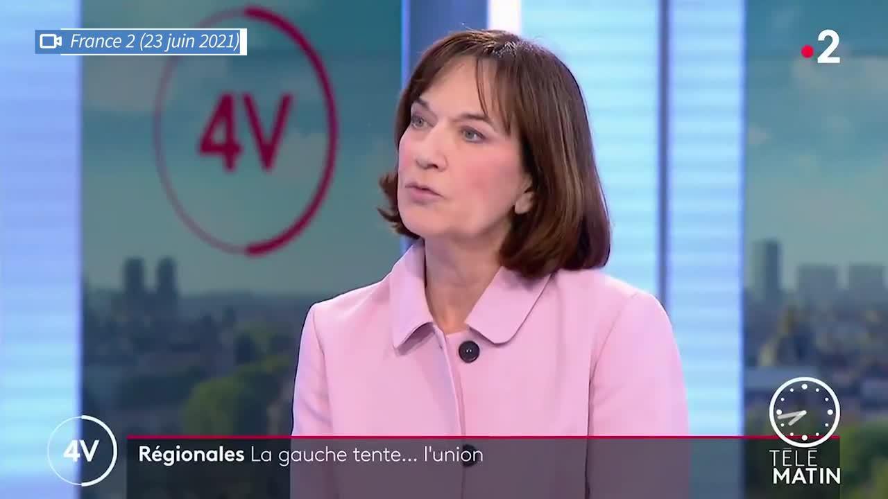 Laurence Rossignol: «Il faut aider les militants de la France insoumise à se débarrasser de Jean-Luc Mélenchon pour la présidentielle»
