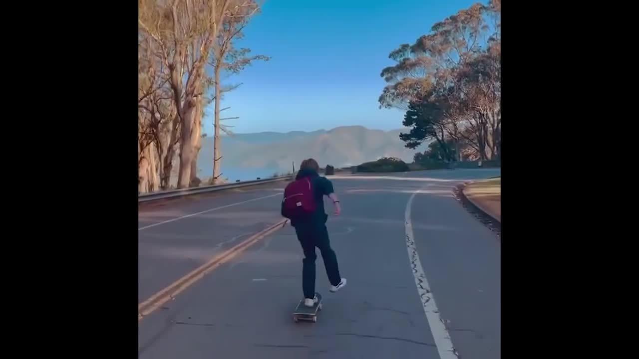 À 13 ans, le fils de Julia Roberts part au collège en skate