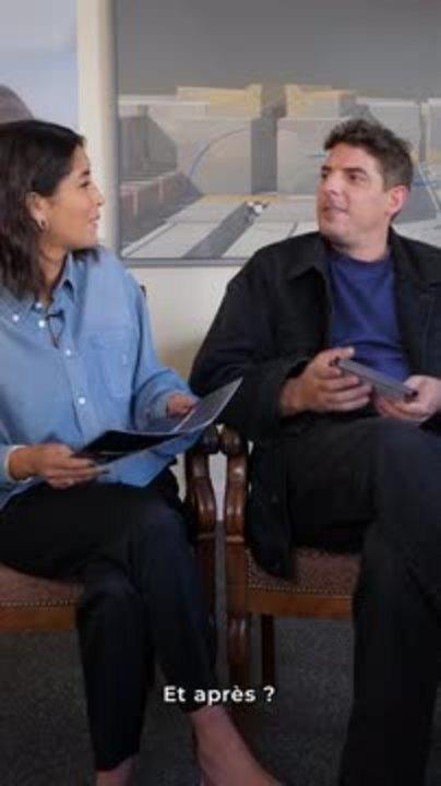 Entre Deux: Leïla Bekhti et Damien Bonnard