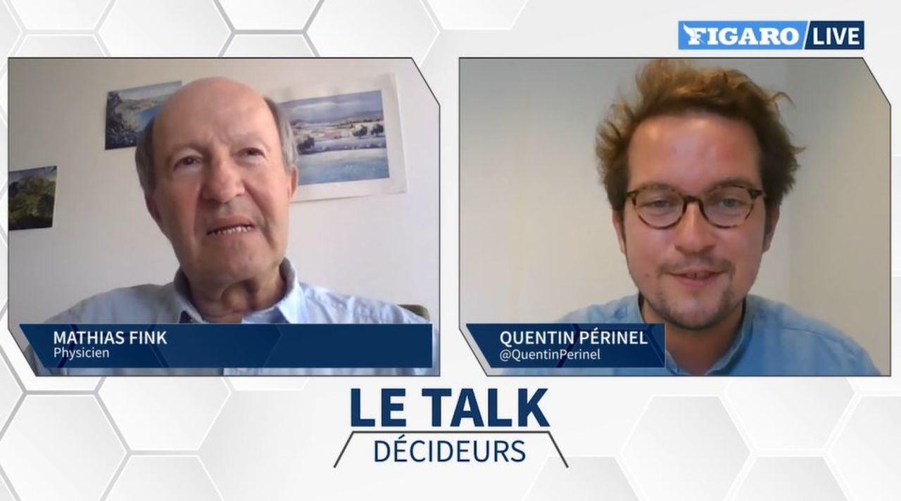 Mathias Fink : «La France a des inventeurs brillants... qui sont à l'étranger»