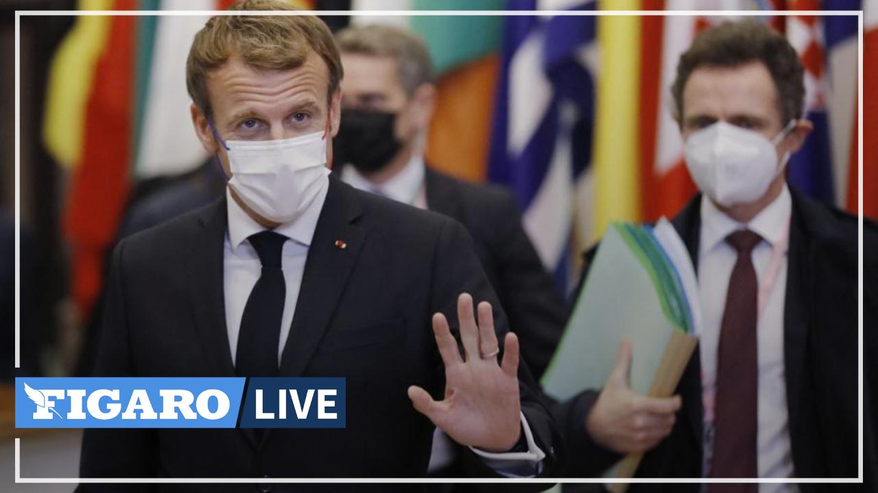 Emmanuel Macron annonce un entretien téléphonique avec Joe Biden