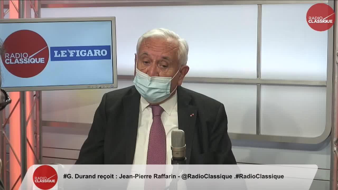 Guerre d'Algérie: «L'électorat de droite est pour une repentance de manière réciproque», assure Jean-Pierre Raffarin