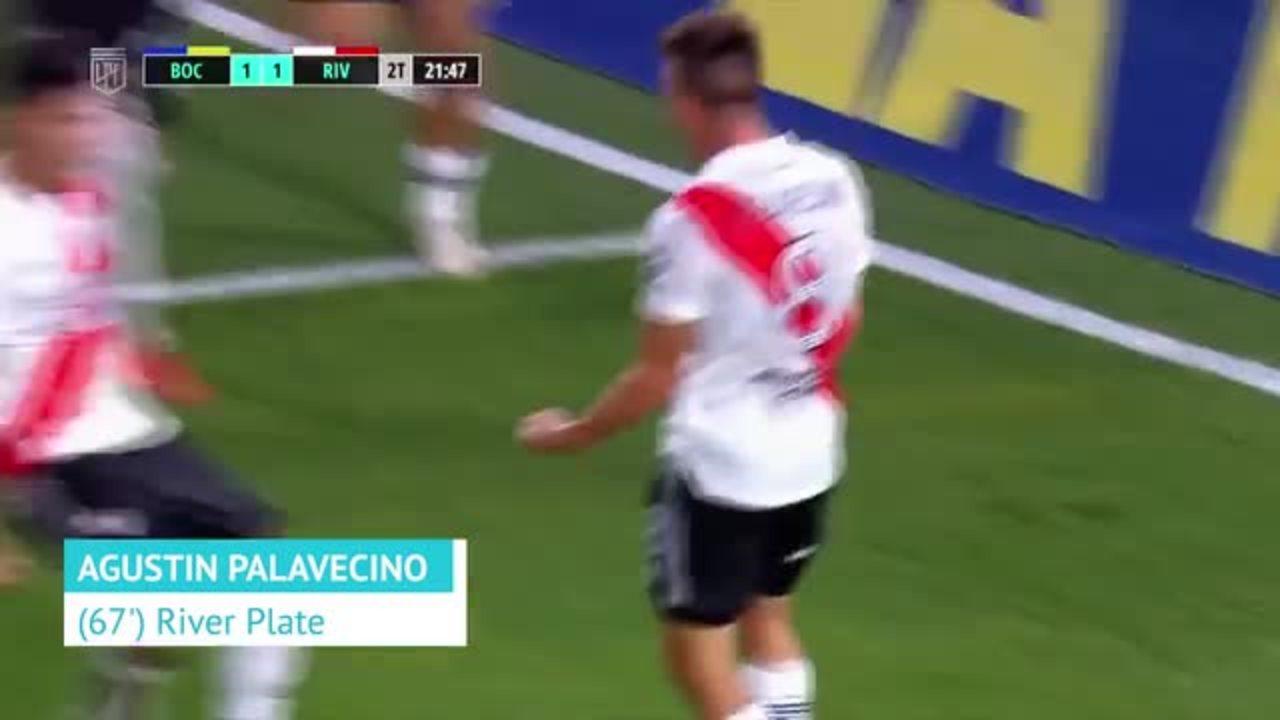 Argentine - Pas de vainqueur dans le Superclasico entre Boca et River