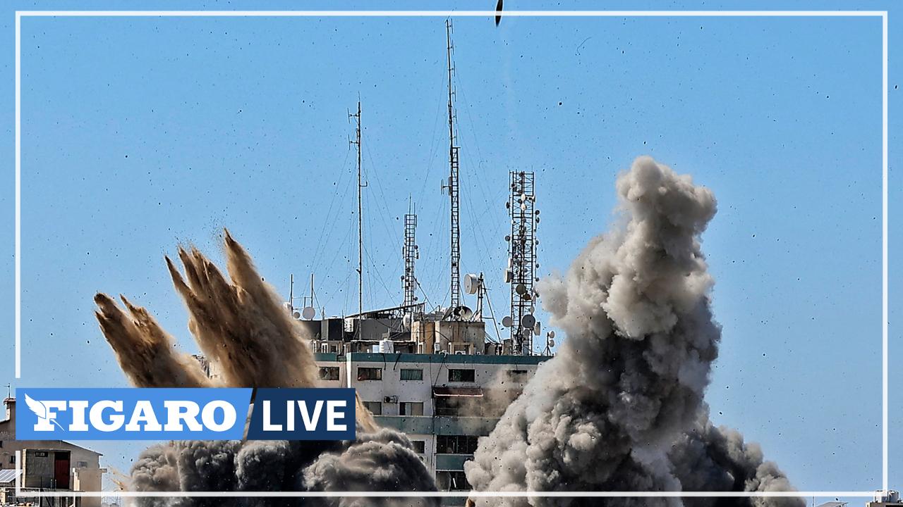 Gaza: l'UE juge «extrêmement préoccupante» la destruction des bureaux de médias