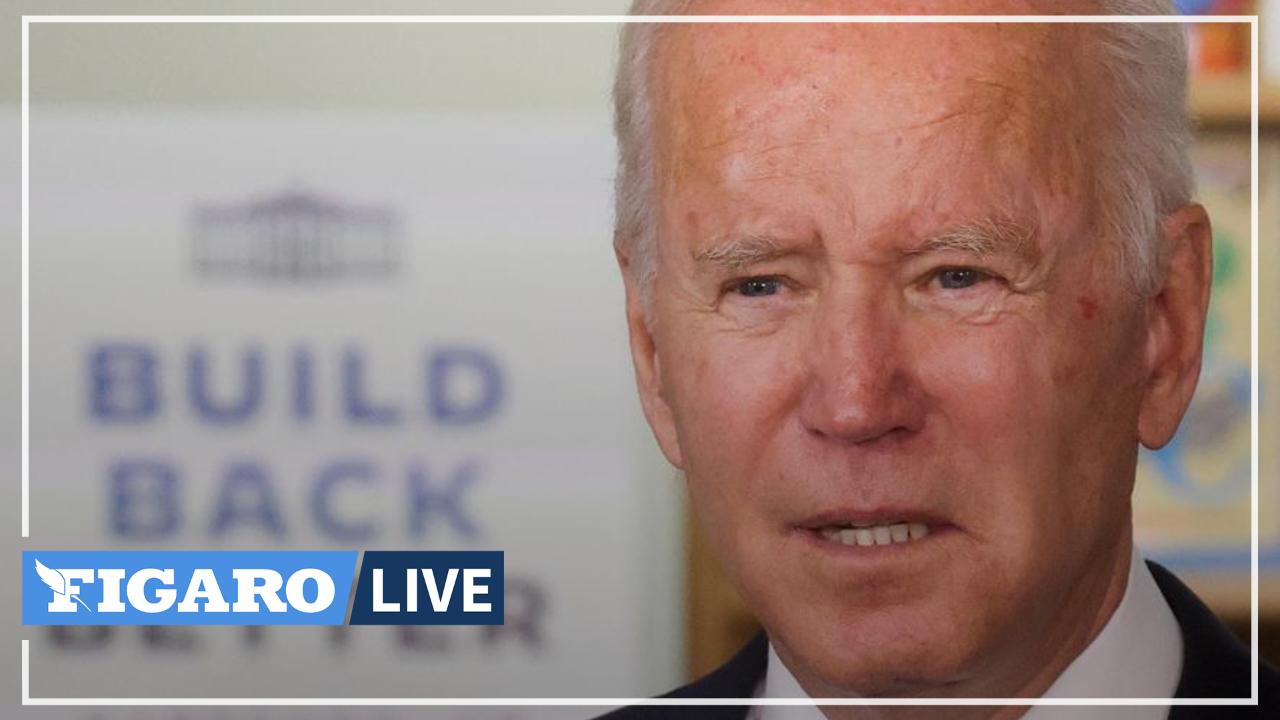 «Il va bien»: Joe Biden rassure sur l'état de santé de Bill Clinton