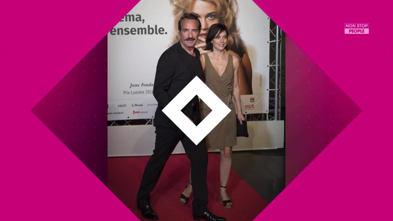 Non Stop People - Jean Dujardin dévoile pour la première fois une photo de sa fille