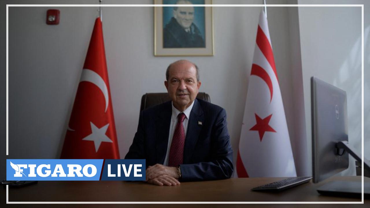 Le dirigeant chypriote turc plaide pour «deux États séparés, égaux et souverains»