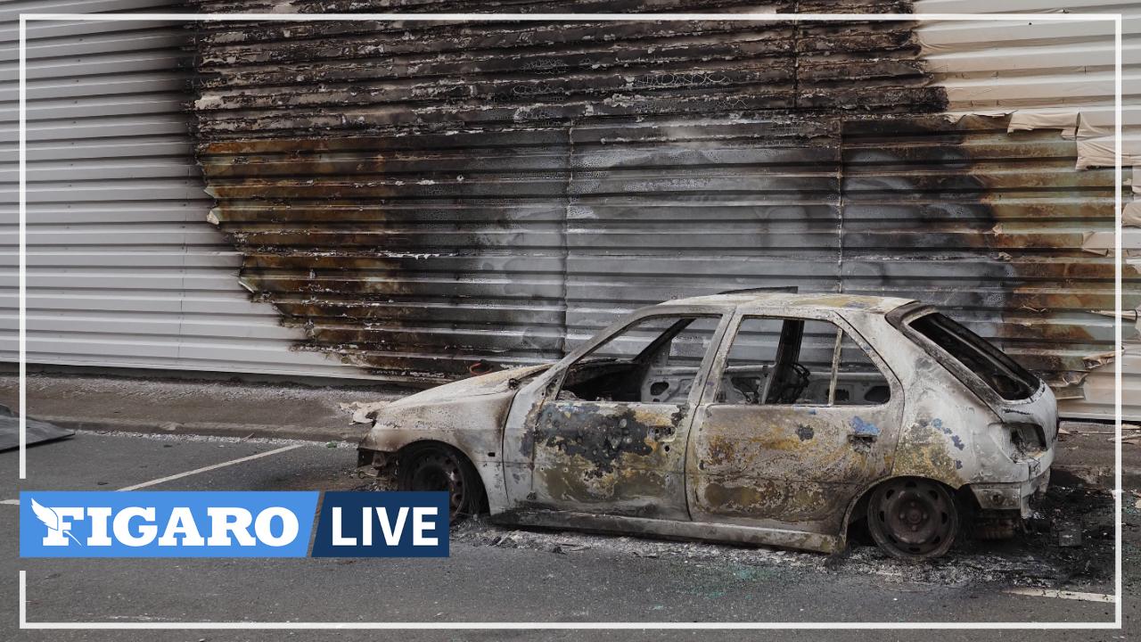 Nuit de violences urbaines inhabituelles à Blois après un refus d'obtempérer