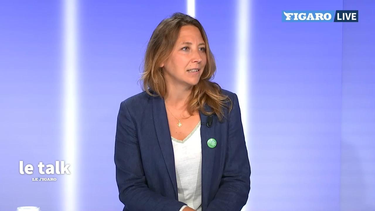 Régionales: «Le seul parti politique qui fait plus de voix qu'en 2015 c'est EELV», se félicite Sandra Regol