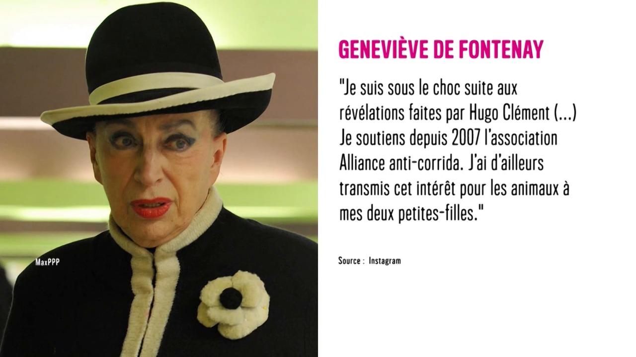 Non Stop People - Miss France 2021 - Puy du Fou : Geneviève de Fontenay réagit aux accusations de maltraitance