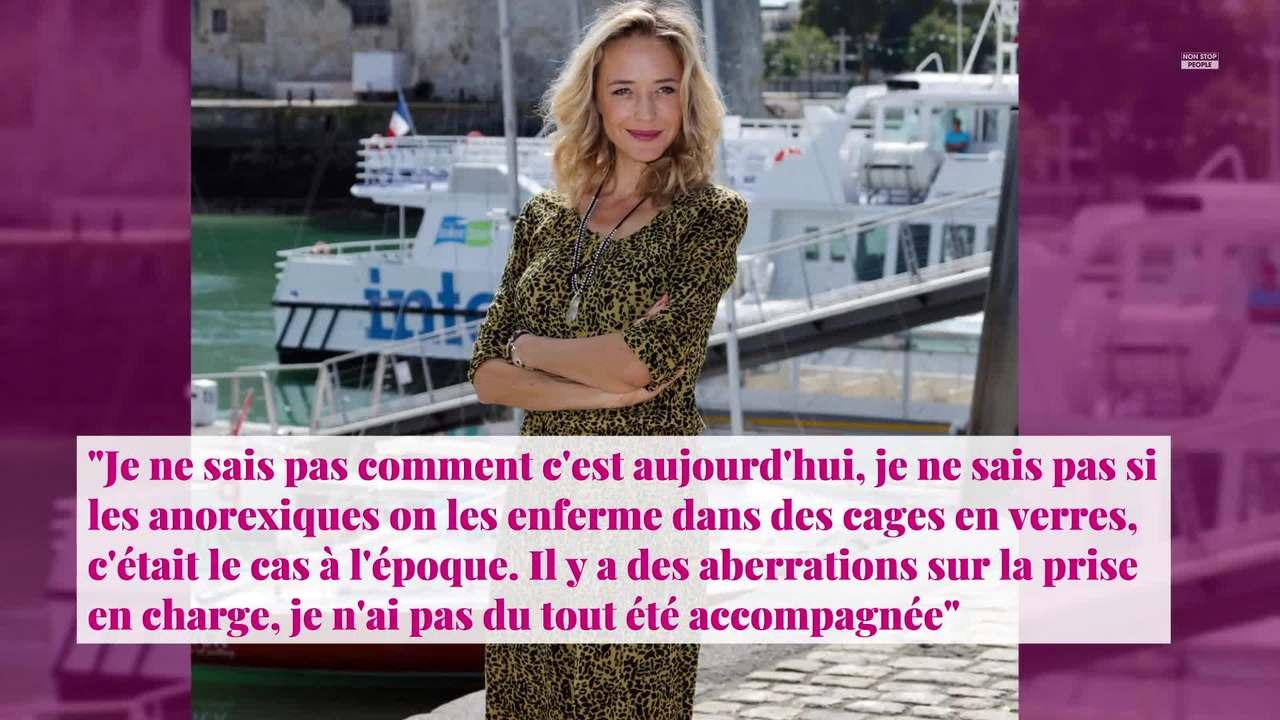 Non Stop People - Hélène de Fougerolles : ses terribles confidences sur son séjour en hôpital psychiatrique