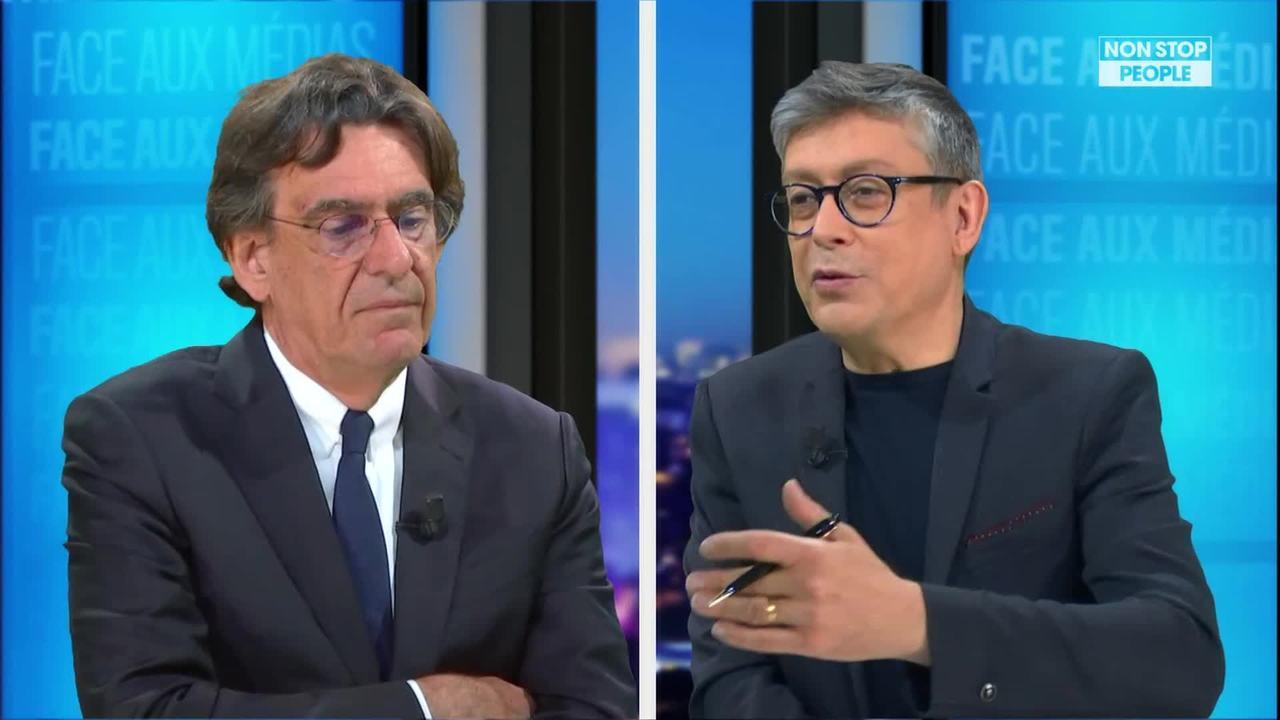 Non Stop People - Dîners clandestins - Pierre-Jean Chalençon : Luc Ferry réagit à la polémique (Exclu vidéo)