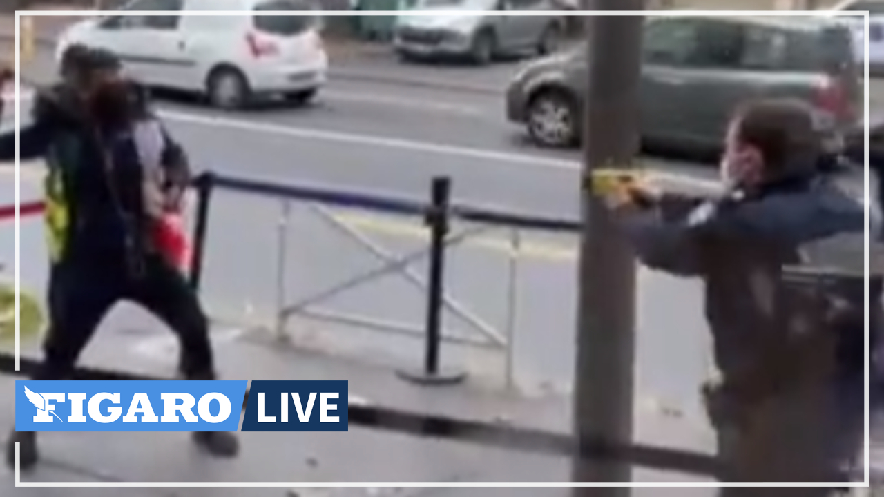 Un homme armé de deux couteaux neutralisé par la police à Montrouge