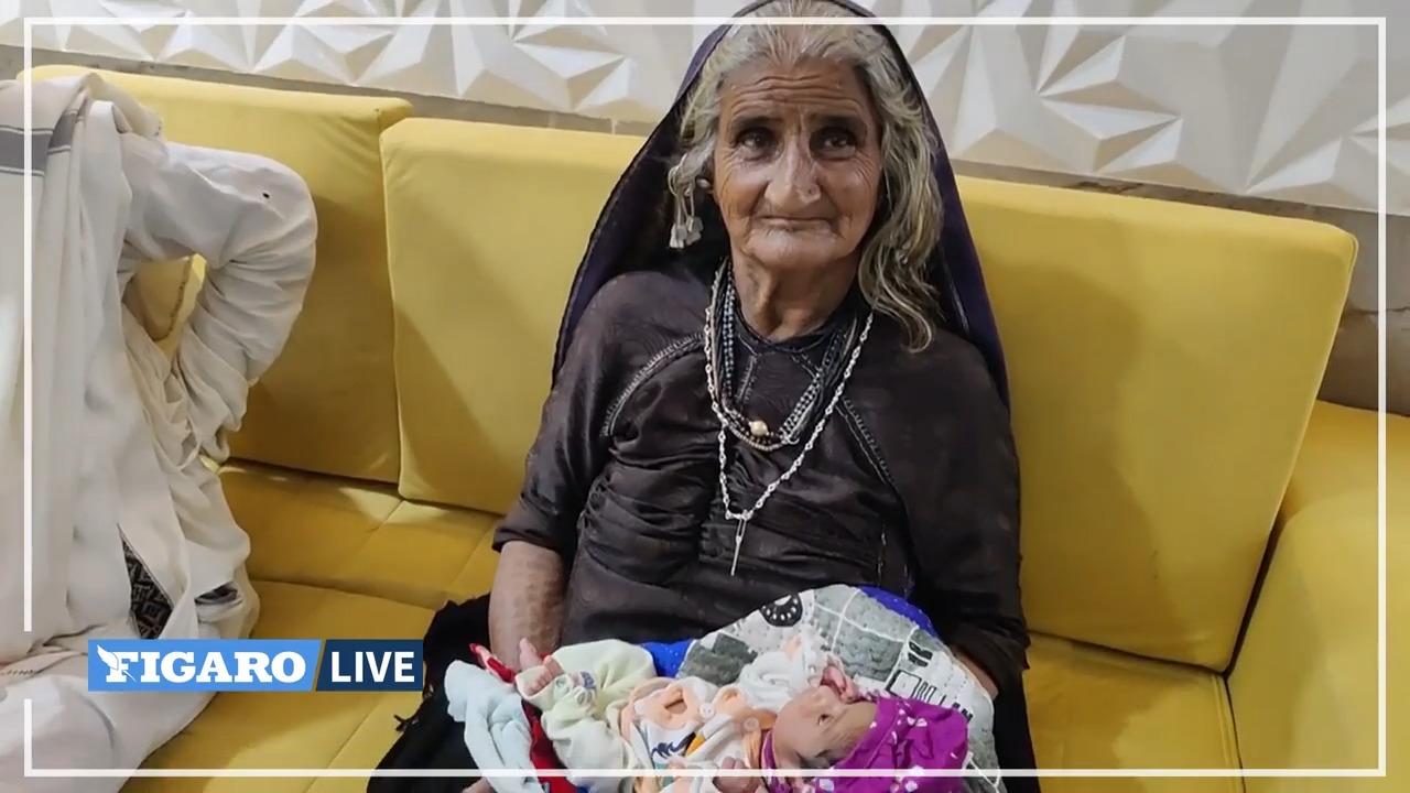 Cette indienne est devenue mère à 70 ans