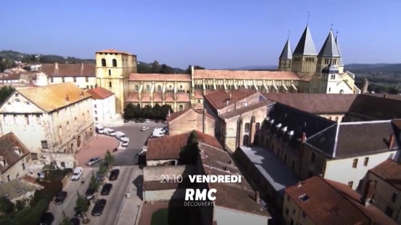 Abbaye de Cluny, la seconde Rome - VF - Diffusé le 27/11/20 à 21h10 sur RMC DECOUVERTE