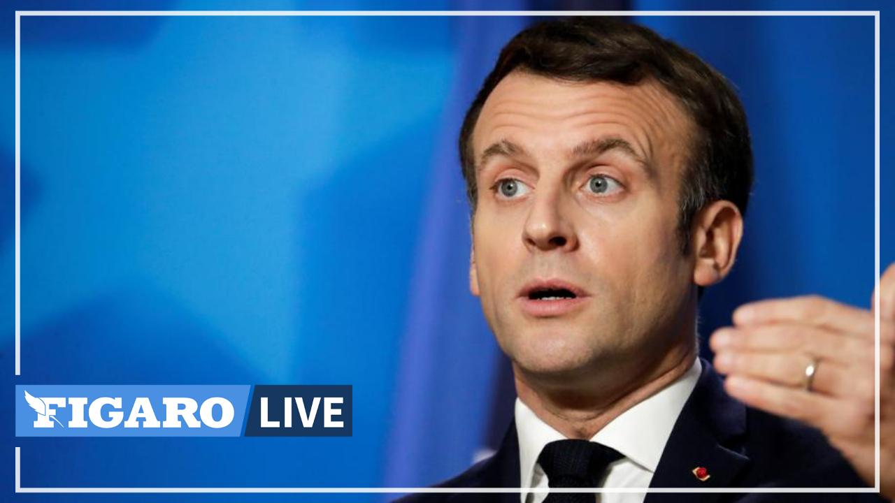Accord européen sur la réduction des gaz à effet de serre: «L'Union européenne à la hauteur de ses engagements», salue Macron