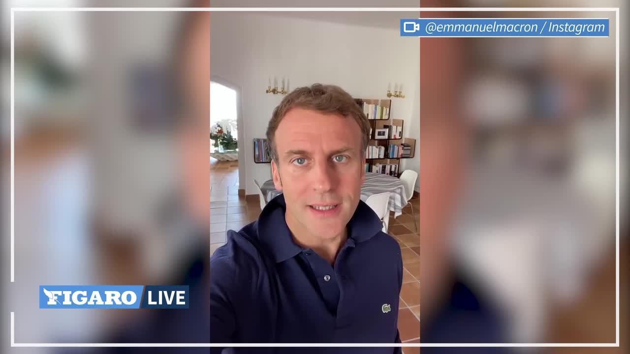 Covid-19: «Je n'ai pas eu d'effet secondaire», affirme Emmanuel Macron