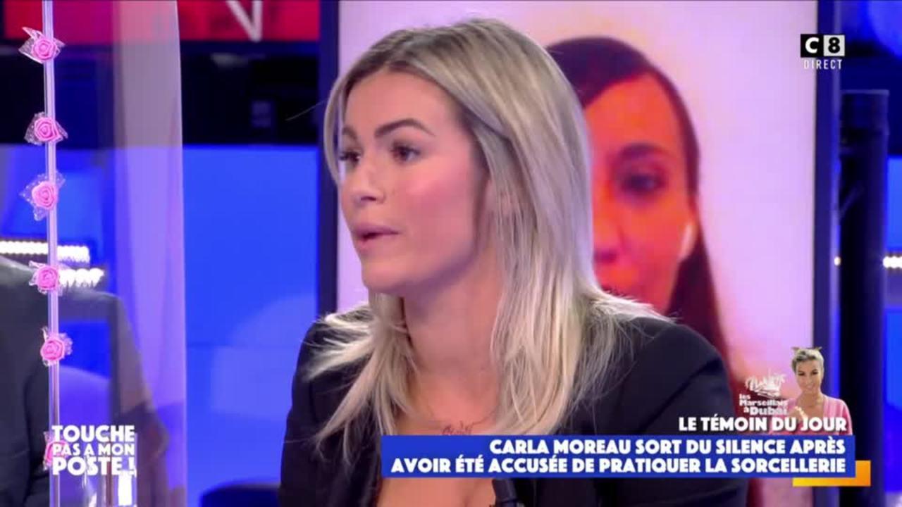 Non Stop People - Carla Moreau accusée de sorcellerie : Elle sort du silence