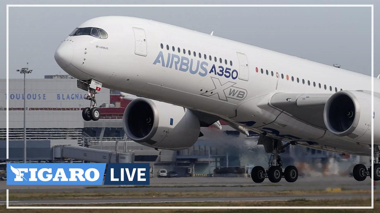 Airbus: le plan social prévoit près de 3.500 suppressions de postes à Toulouse