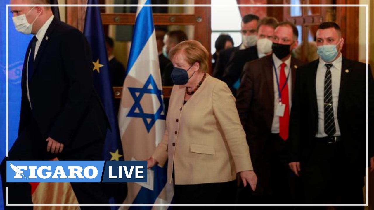 Angela Merkel assure que la sécurité d'Israël «reste un point central» pour tout gouvernement allemand