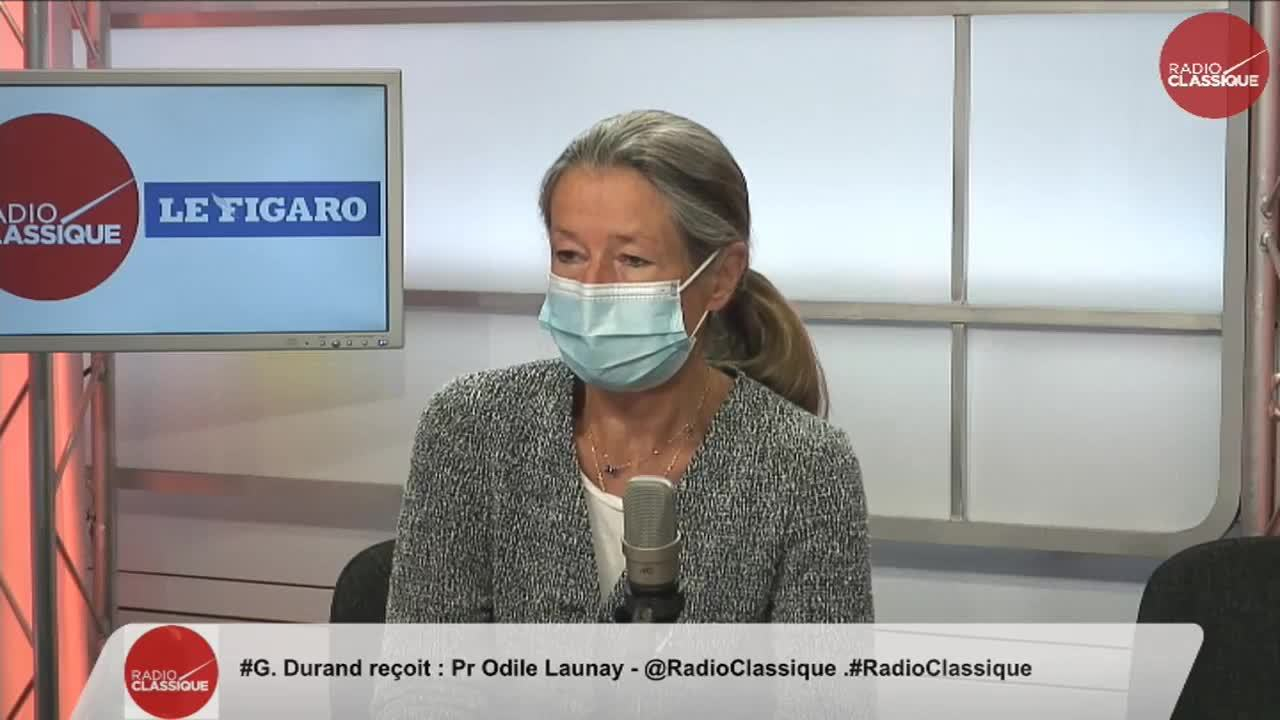 La Pr Odile Launay est l'invitée de la matinale Radio Classique – Le Figaro