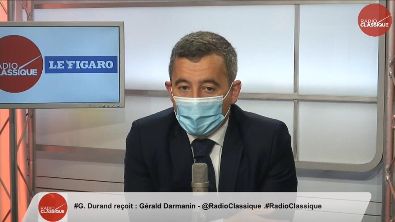 Gilets Jaunes, Covid-19: «Le président n'a pas eu beaucoup de chance dans son quinquennat», compatit Gérald Darmanin