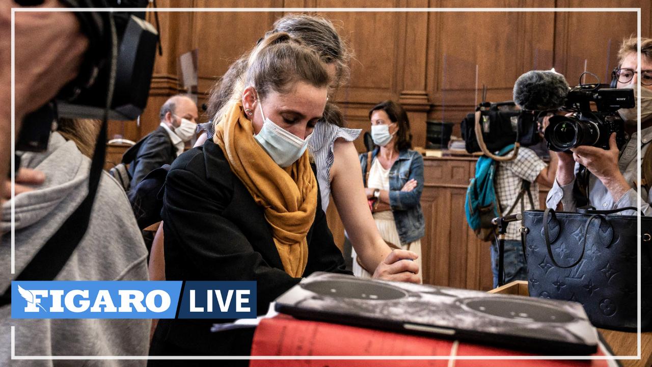 Début du procès de Valérie Bacot, jugée pour avoir tué son mari proxénète