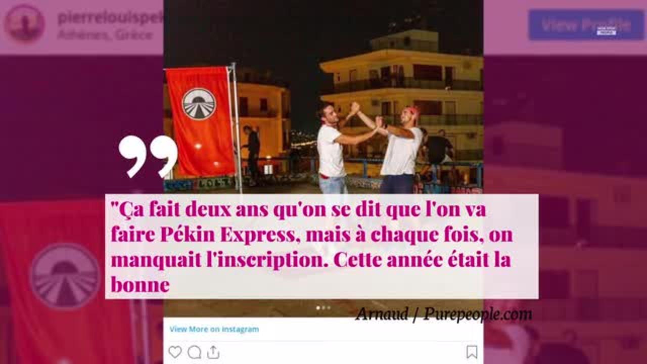 Non Stop People - Pékin Express 2021 - Arnaud et Pierre-Louis : cette mésaventure qu'ils ont vécue avec la police