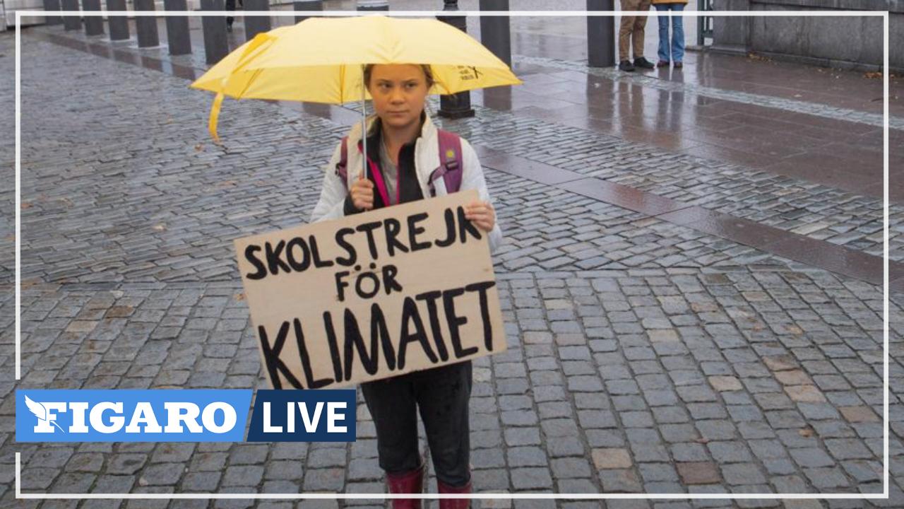 La COP26 «n'amènera pas de grands changements», reconnaît Greta Thunberg