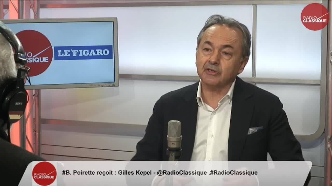 Gilles Kepel est l'invité de la matinale Radio Classique – Le Figaro