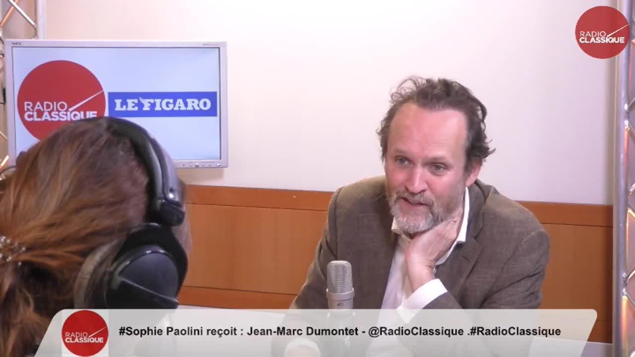 Jean-Marc Dumontet était l'invité de la matinale Radio Classique – Le Figaro