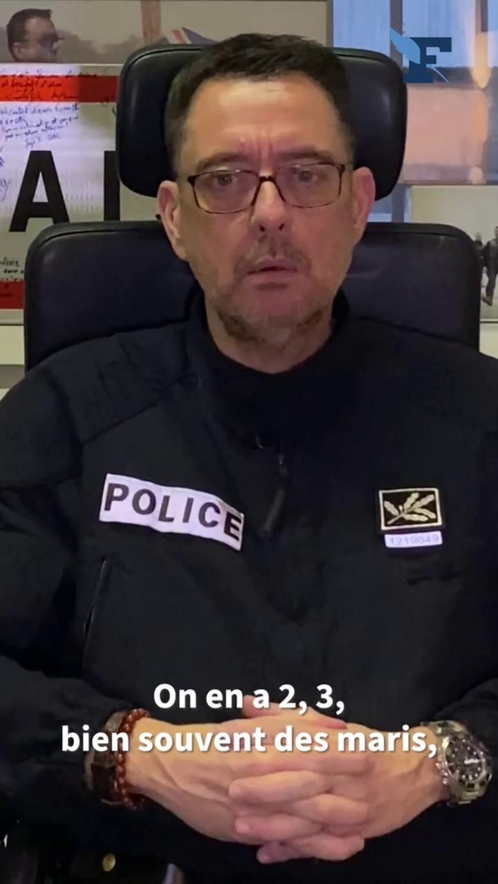 Violences, tirs de mortiers, plaintes : un commissaire de police raconte son quotidien