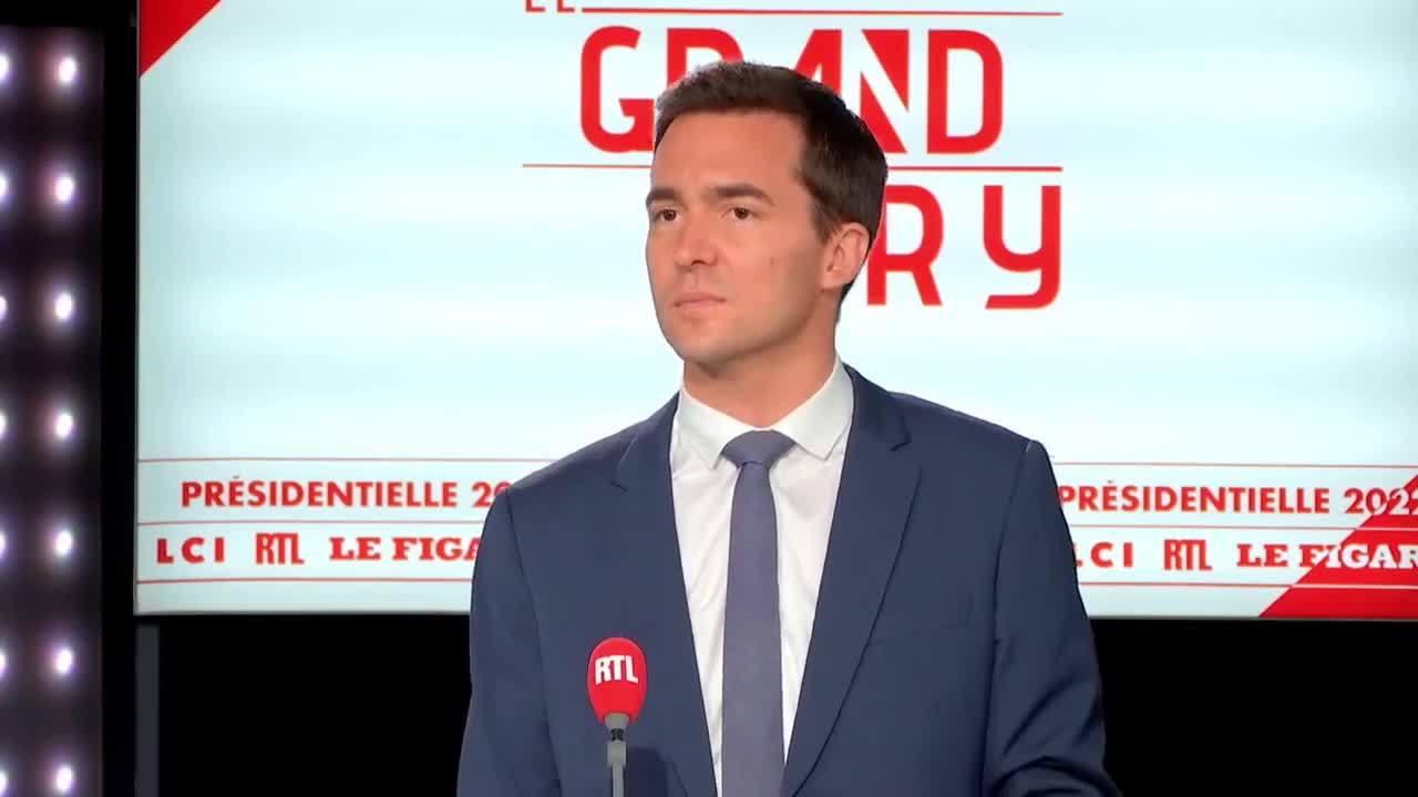 Éric Zemmour veut réindustrialiser la France