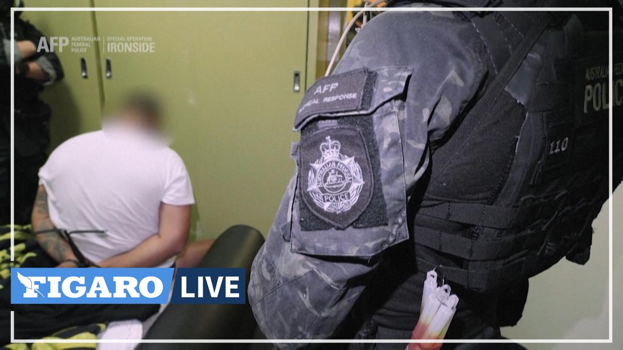 33 pays, 9.000 agents des forces de l'ordre: un coup de filet mondial déployé pour combattre le crime organisé