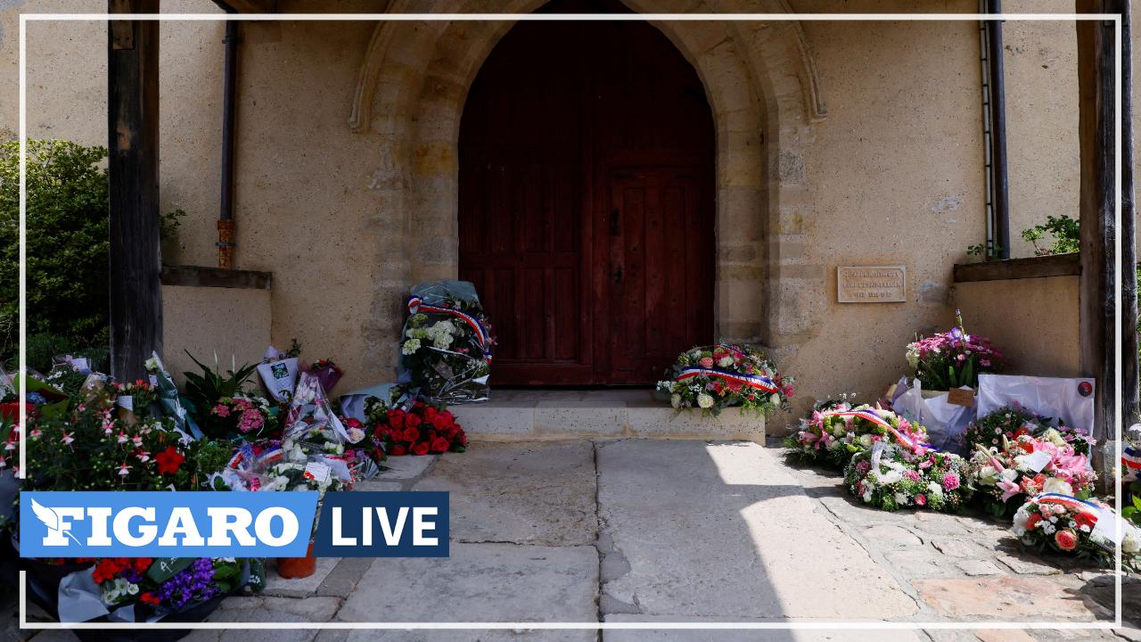 Attentat de Rambouillet: les obsèques de Stéphanie Monfermé célébrées dans la plus stricte intimité