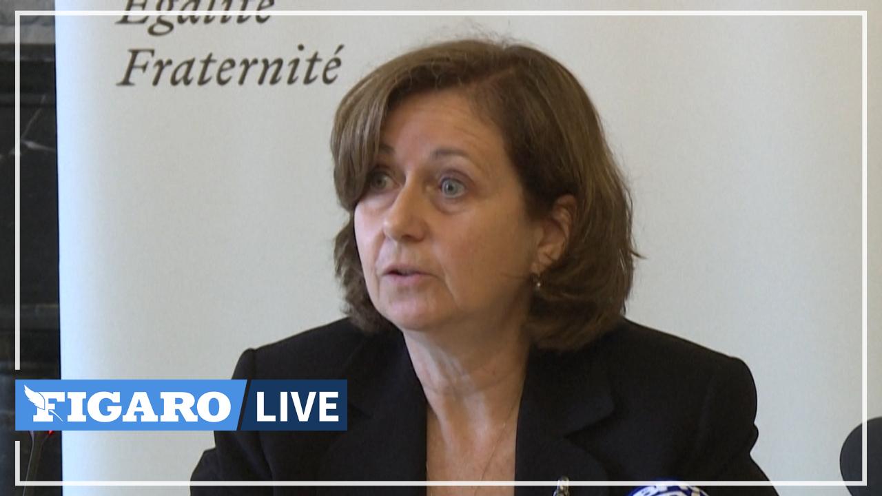 Les violences urbaines à Alençon pourraient «être liées à des interpellations», d'après la préfète