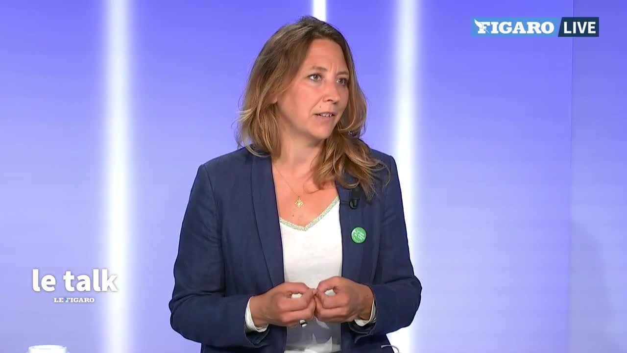 Sandra Regol: «Je ne sais pas si Jean-Luc Mélenchon est le problème de la gauche, mais il n'est certainement pas la solution aujourd'hui»