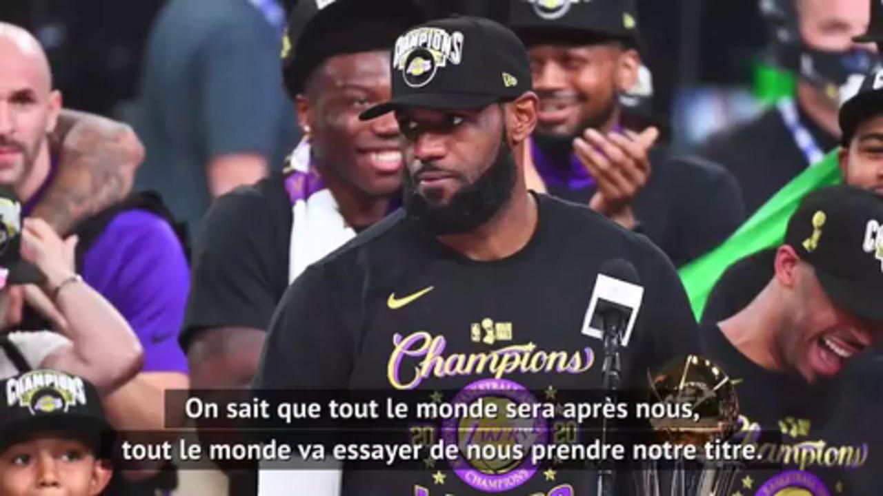 NBA - LeBron James, vers de nouveaux records